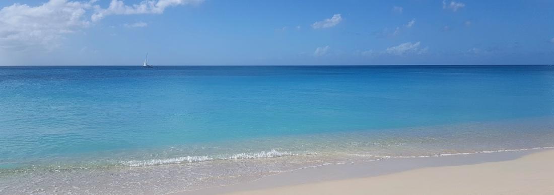 Antigua Karibian risteilyllä