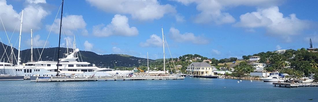 English Harbour Antigualla