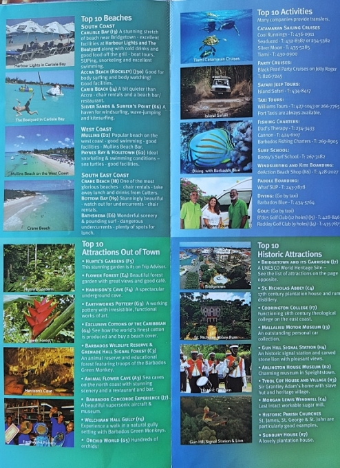 Barbados top 10 what to do