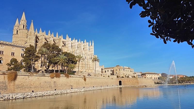 La Seun katedraali Mallorcalla