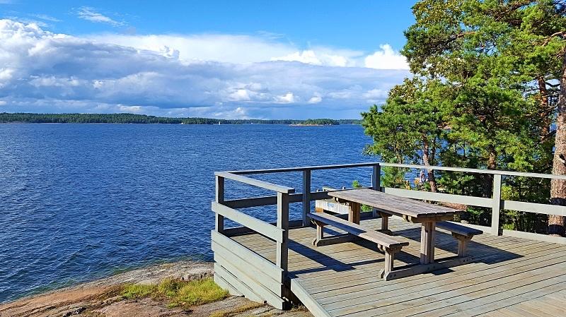 Rovaren ulkoilusaari Espoossa