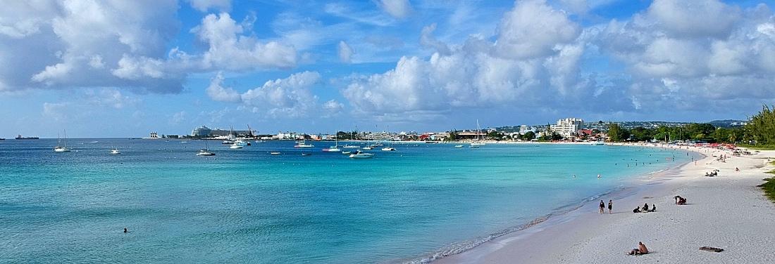 Barbados, Bridgetown ranta