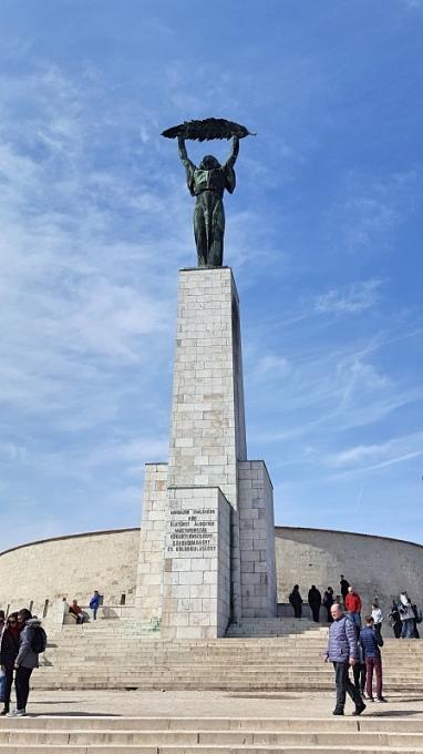 Budapestin vapaudenpatsas