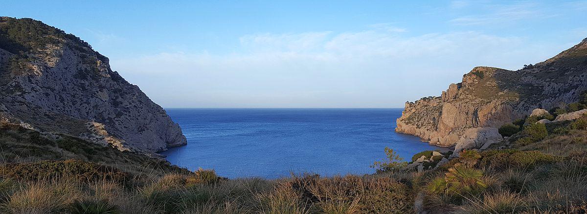 Cap de Formentorin maisemaa