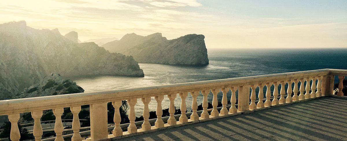 Cap de Formentorin majakalla