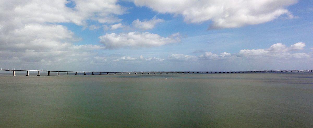 Euroopan pisin silta