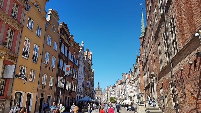 Gdanskin kävelykatu