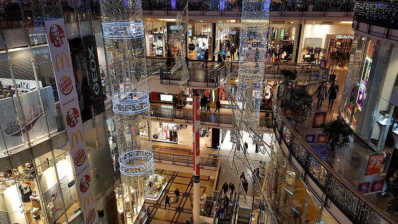 Ostoskeskus Prahassa