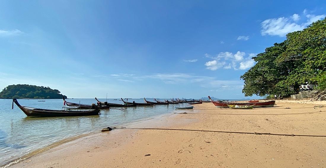 Ko Libong pitkähäntäveneet
