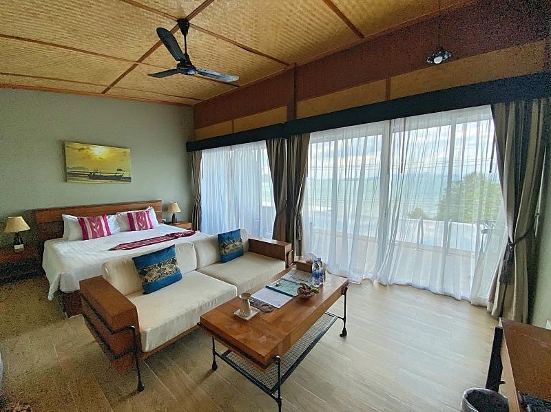 Hotelli Koh Yao Yailla Thaimaassa