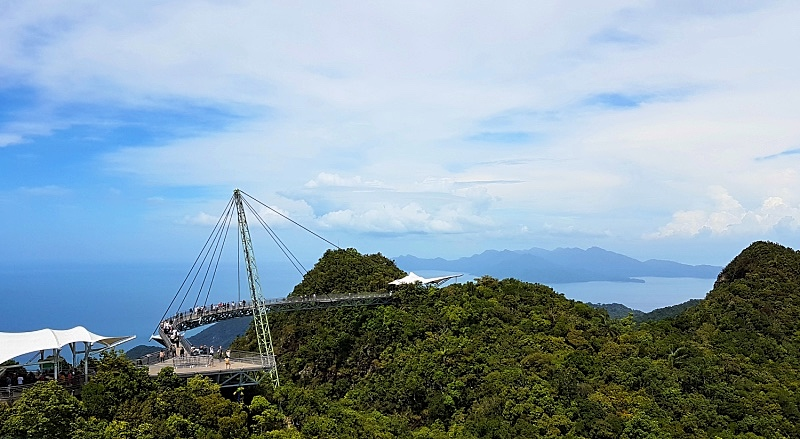 Langkawi skybridge silta