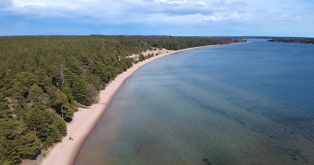 Lappohjanranta on upea ranta Länsi-Uudellamaalla, joka on Uudenmaan virkistysalueyhdistyksen retkikohde