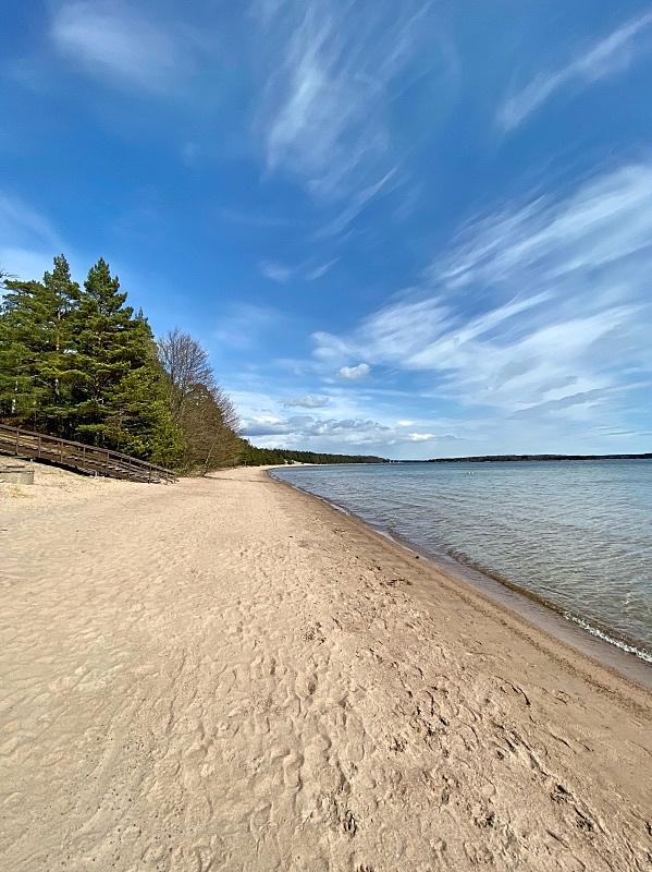Lappohja ranta