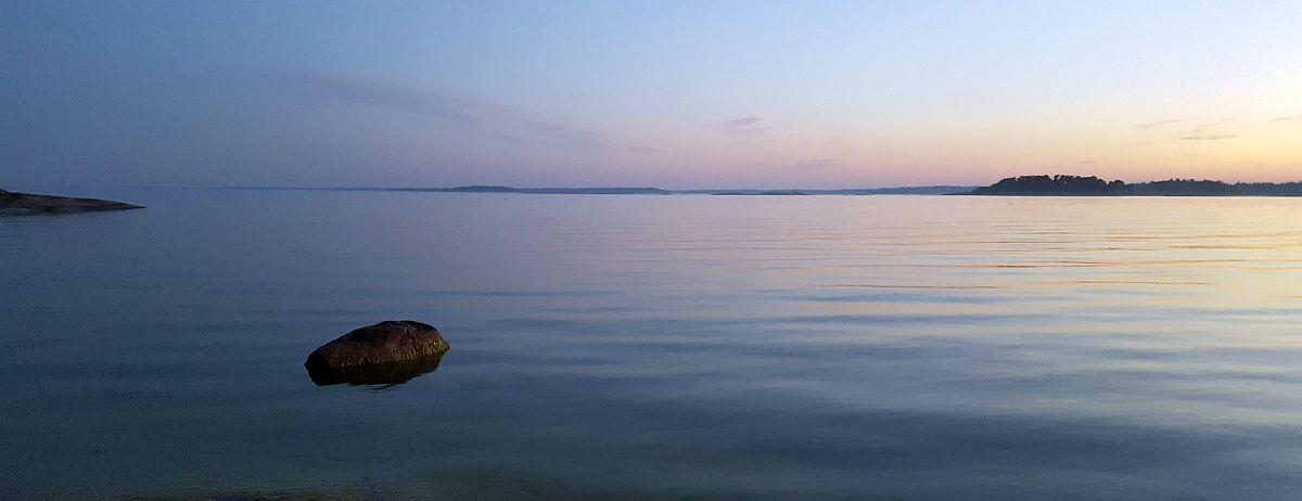 Meri illalla