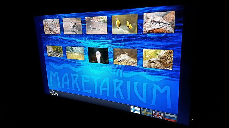 Multimediapääte Maretaiumissa