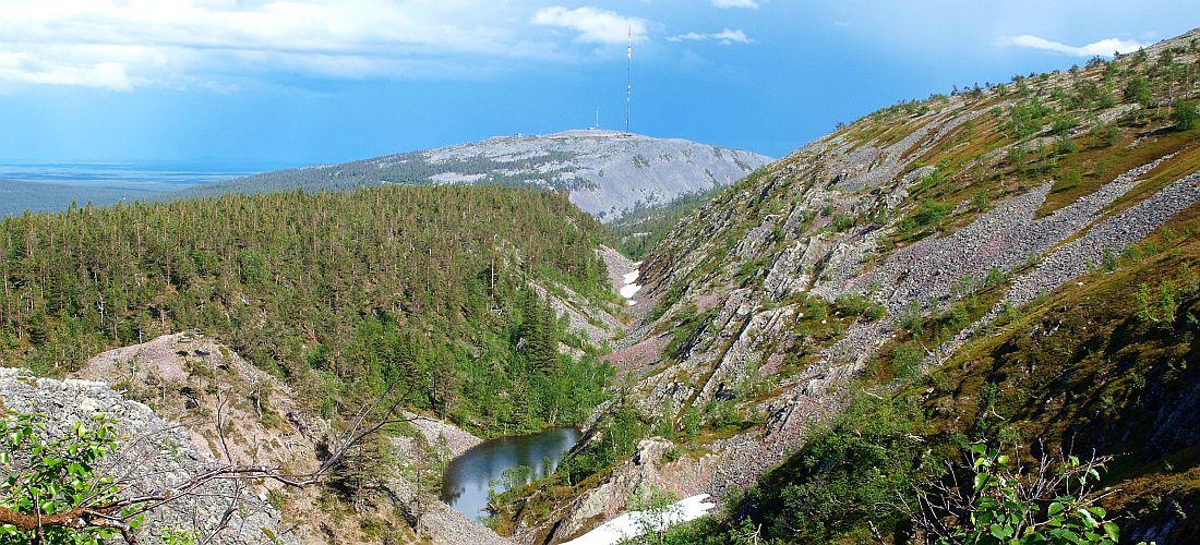 Pyhätunturin kansallispuisto