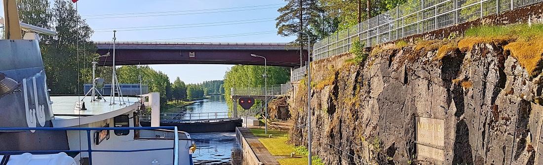 Saimaan kanavan sulku