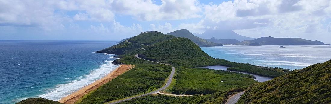 St.Kitts kokemuksia Karibian risteilyllä