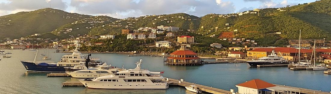 St. Thomas satama illalla