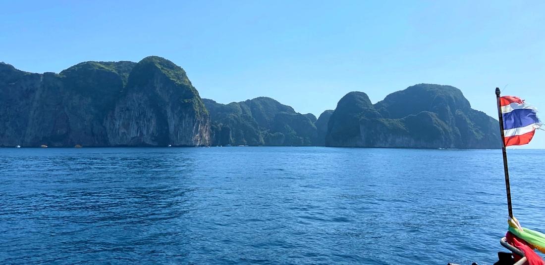 Phuketista pääsee laivalla helposti muualle Thaimaahan