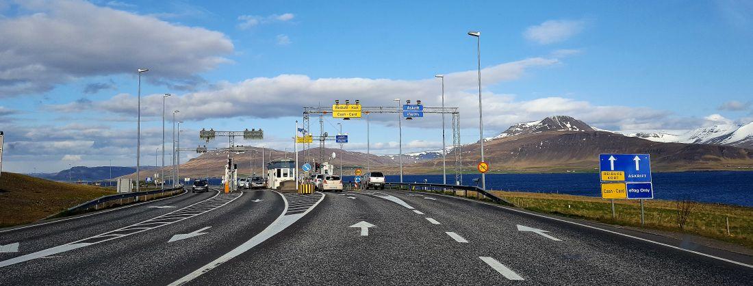Tietulli Islannissa