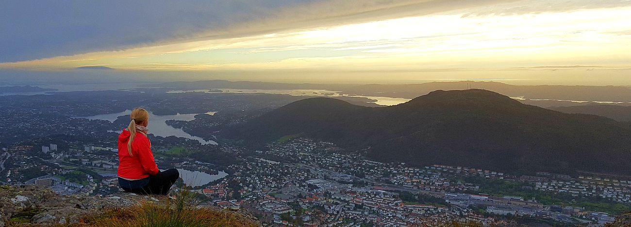 Ulriken Bergenissä