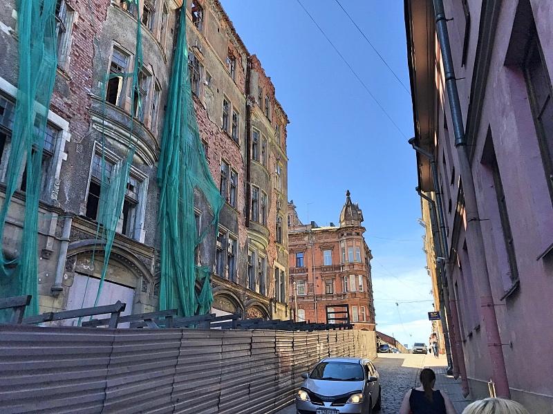 Viipurin vanhat rakennukset