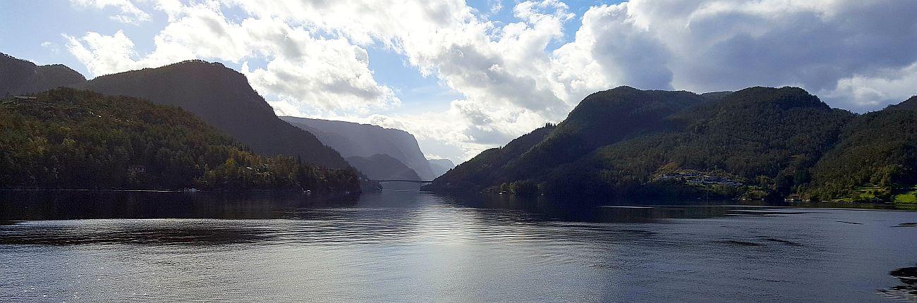 Vuonoristeily Bergenistä